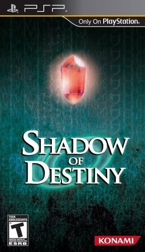 PSP Shadow of Destiny 命運的陰影(美版代購)
