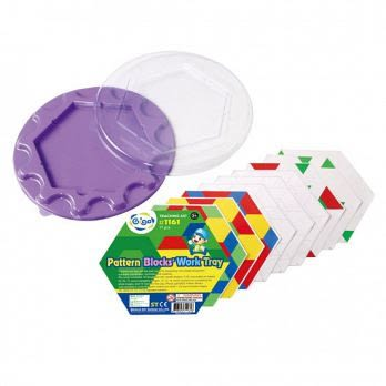 教具系列-圖案積木圓盤#1161 智高積木 GIGO 科學玩具 (購潮8)