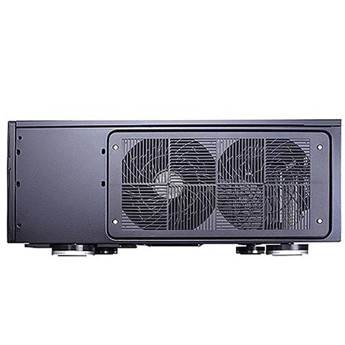 SilverStone 銀欣 SST-GD07 B 黑色 橫躺式 E-ATX HTPC 電腦機殼