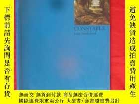 二手書博民逛書店Constable:罕見Colour Library 【詳見圖】