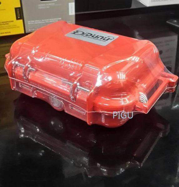 平廣 配件 達音科 DUNU 收納硬盒 頂級防摔 耐撞 防潑水耳機收納硬盒  ( i5C 同款附盒)