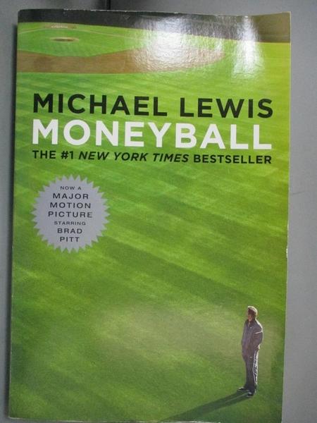 【書寶二手書T1/體育_MFK】Moneyball: The Art of Winning an Unfair Game_Lewis, Michael