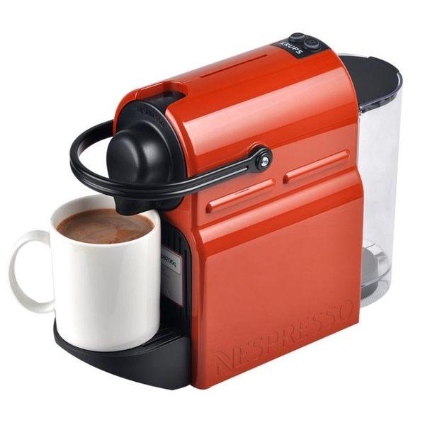 咖啡機 德國進口雀巢nespresso inissia膠囊咖啡機全自動家用意式C40 D40 igo 全館免運