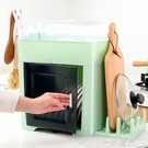 廚房碗架碗筷收納盒放碗碟瀝水收納架二層帶蓋家用置物架塑料碗櫃 WD一米陽光