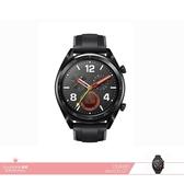 【拆封新品~送原廠運動臂帶+鋼保】HUAWEI 華為 WATCH GT 運動智慧型手錶_曜石黑矽膠錶帶