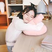 抱枕午睡枕抱枕學生趴睡枕辦公室趴枕睡覺靠枕午休枕小枕頭神器靠墊DF 免運