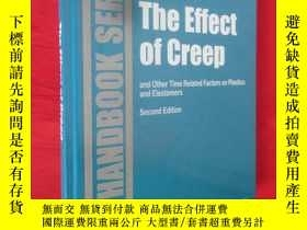 二手書博民逛書店The罕見Effect of Creep and Other T