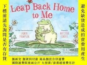 二手書博民逛書店Leap罕見Back Home to MeY362136 Photo Credit: Lau... Marga