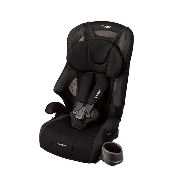 康貝Combi Joytrip S 成長型汽車安全座椅_ (洗練黑/炫目紅)