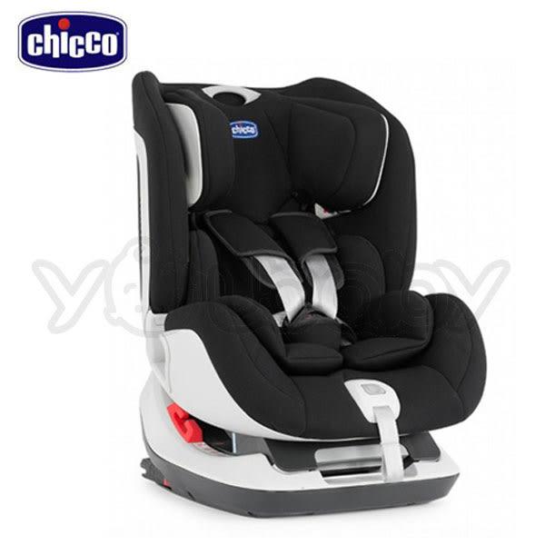 Chicco Seat up 012 Isofix 安全汽座/汽車安全座椅 -夜幕黑 ●隋棠代言