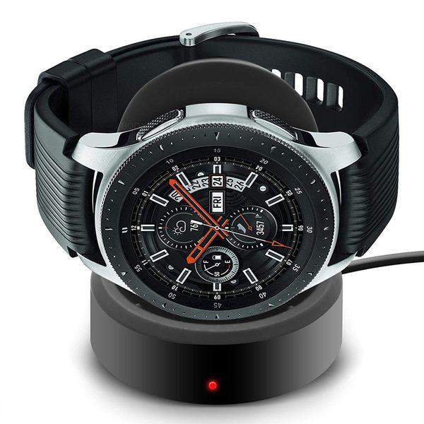 三星 Galaxy watch 手錶充電器 磁吸充電底座 手錶座充 小巧 便攜 充電器 充電座 無線充電