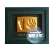 手足印泥 寶寶手腳印永久胎毛紀念品自製diy新生兒童滿月百天禮物