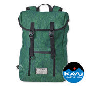 【KAVU】Warf Pack 休閒背包『海草綠』9119-542 戶外.休閒.旅遊.旅行.露營.斜背包.後背包.雙肩包.側背包