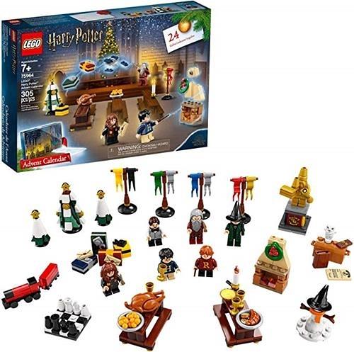 LEGO 樂高  Harry Potter Advent Calendar 75964 Building Kit, New 2019 (305 Pieces)