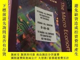 二手書博民逛書店THE罕見Macro Economy Today (Ninth Edition)Y24878 SCHILLER