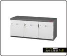 {{ 海中天休閒傢俱廣場 }}B-99 樹德傢俱 SC風格置物櫃系列 SC-303M 風格置物櫃 (3抽)