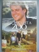 【書寶二手書T5/原文小說_JSW】We Bought a Zoo_Mee, Benjamin