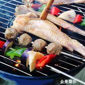 加厚304不銹鋼扁燒烤簽 燒烤針 羊肉串釬子烤肉擼串肉簽子30cmigo 金曼麗莎