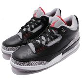 Nike Air Jordan 3 Retro OG III Black Cement 黑 灰 黑水泥 AJ3 喬丹 三代 男鞋【PUMP306】 854262-001