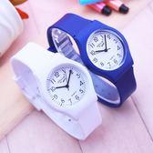 簡約小清新女生手錶 時尚中小學生石英防水電子腕錶 女孩款韓版錶    電購3C