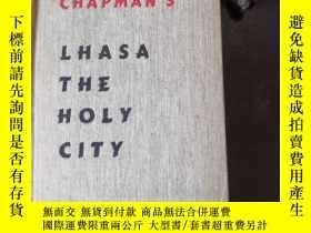 二手書博民逛書店LHASA罕見THE HOLY CITY 著者:Spencer Chapman 出版時間:1940年 出版社:
