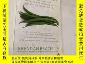 二手書博民逛書店The罕見Thrive DietY303304 Brendan Brazier 著 Penguin Book