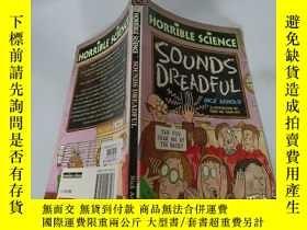 二手書博民逛書店SOUNDS罕見DREADFUL:聽起來很可怕Y200392