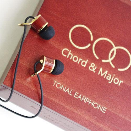 Chord 耳機 Classical Major 9th 為古典而設計。著重細緻、端莊 [My Ear 台中耳機專賣店]