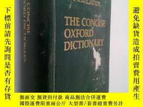 二手書博民逛書店New罕見Edition THE CONCISE OX FORD