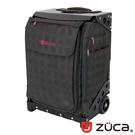 ZUCA Flyer-倫敦-限量款 商務行李箱 登機箱 ZFA-775 可坐式|可爬樓梯|拉桿|黑布|黑框