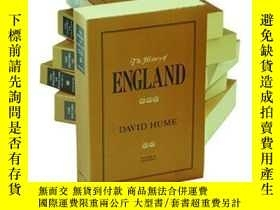 二手書博民逛書店The罕見History Of England-英國歷史Y436638 David Hume Liberty
