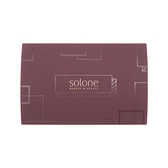 Solone 彩妝收納盒3格(幾何條紋) 53g