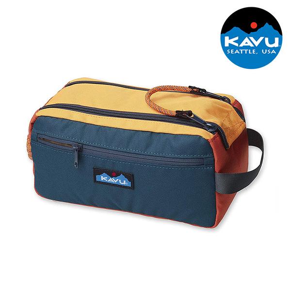 【KAVU】休閒收納包 Grizzly Kit 9060 圍森林 / 城市綠洲 (配件包、工具包、美國品牌)