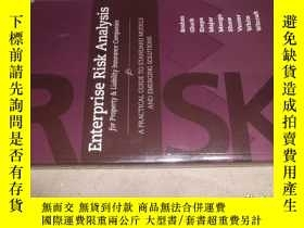 二手書博民逛書店Enterprise罕見Risk Analysis for Pr