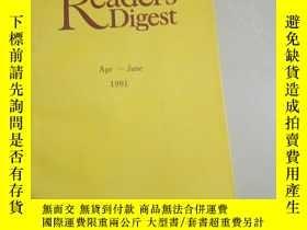 二手書博民逛書店罕見Reader'sDigestY399322 出版1991