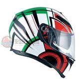 [中壢安信]義大利 AGV K-3 SV K3 SV K3SV AVIOR 義大利 全罩 安全帽 送涼感頭套