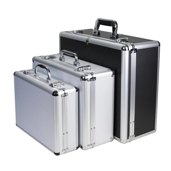 訂制五金工具箱手提鋁合金箱子大中小儀器收納鐵皮家用文件密碼箱 南風小鋪