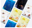 【PONY推薦】韓國 Jewel Crown 星空面膜 藍色海藻/花海舒緩/黑色星空/璀璨提亮 25g