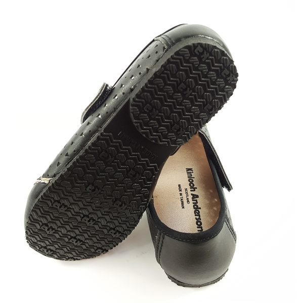 Kinloch Anderson 金安德森 蝴蝶結公主鞋《7+1童鞋》C602黑色
