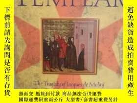 二手書博民逛書店The罕見Last Templar:The Tragedy of
