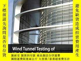 二手書博民逛書店Wind罕見Tunnel Testing Of High-rise Buildings-高層建築風洞試驗研究Y