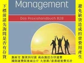 二手書博民逛書店Key罕見Account Management - Das Praxishandbuch B2BY410016