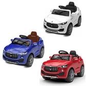 瑪莎拉蒂 Levante 遙控/自動 雙驅電動車 /兒童電動車 /Maserati 原廠授權