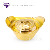 【元大珠寶】『納福金元寶』黃金元寶 重約2.00錢 純金9999*投資 收藏 保值 送禮 彌月*
