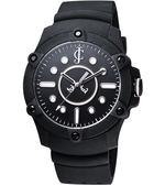 Juicy Couture SURFSIDE 俏皮小姐時尚腕錶-黑 J1900905