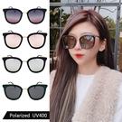 偏光太陽眼鏡 時尚韓國墨鏡 網紅款 防眩光 高品質太陽眼鏡 抗紫外線UV400