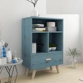 床頭櫃 簡易床頭櫃簡約現代北歐收納小櫃子組裝儲物櫃宿舍臥室組裝床邊櫃 尾牙交換禮物