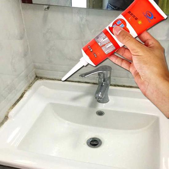 新型除霉凝膠清潔劑 除黴劑 除霉劑 去黴劑 濃縮 漂白水 除黴 廚房 清潔 縫隙 瓷磚【J073】慢思行