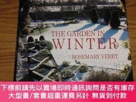 二手書博民逛書店The罕見Garden in Winter-冬天的花園Y364727 Rosemary Verey H...
