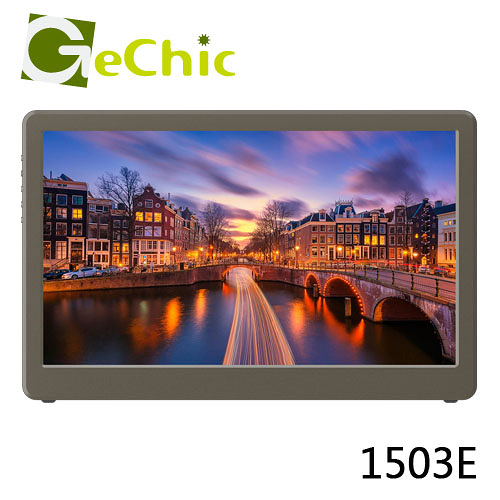 Gechic On-Lap 1503E IPS 15.6 吋 FHD 筆記型螢幕 (搭配遊戲機入手款)